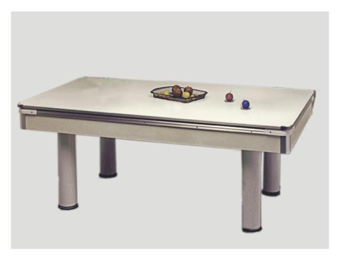 Billardtisch American Pool mit Abdeckung